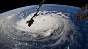 """""""Florence"""" auf Kollisionskurs mit amerikanischer Ostküste"""