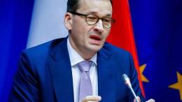 Polen pocht auf EU-Hilfen für Energiewende