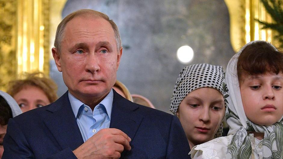 Auch Putins Gas hält warm – und ist sogar billig.