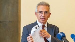 Krisenstab in Frankfurt tagt früher als geplant