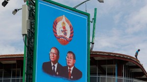 Kambodscha auf dem Weg zurück zum Ein-Parteien-Staat
