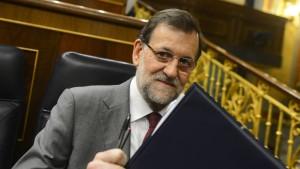 Rajoy beruft Krisensitzung ein