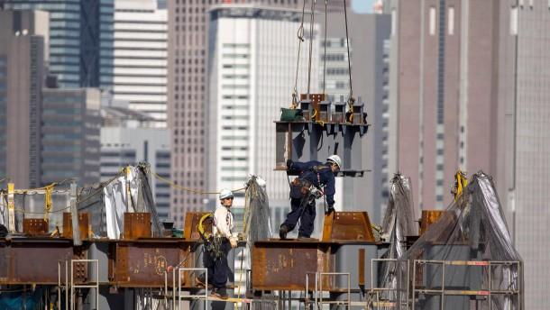 Japans Gastarbeiterprogramm stockt