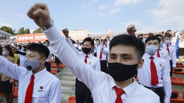 Nordkorea will Millionen Flugblätter über Südkorea verbreiten