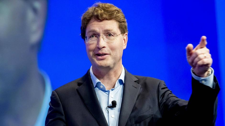 Ola Källenius duldet keine Intoleranz in den Daimler-Fabriken