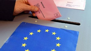 Darum geht es bei der Europawahl