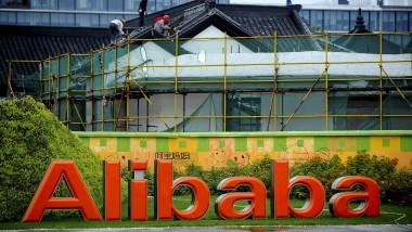 Ein Internetriese bringt sich in Position: der Hauptsitz von Alibaba in Hangzhou.