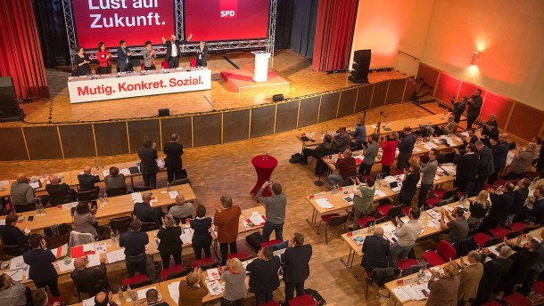 Der Klotz am Bein der SPD