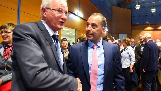 Adnan Shaikh neuer Bürgermeister von Eschborn