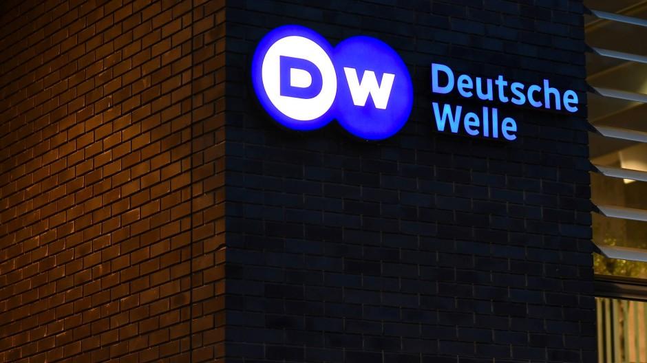 Die Deutsche Welle in Berlin