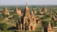 Bagan in Burma: Stadt der tausend Tempel