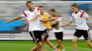 WM Fußballer könnten sich bis zum taktischen Ausfall schwitzen