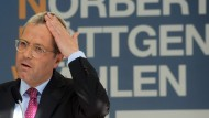 In der Bredouille: Norbert Röttgen