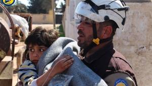 Opposition gibt Amerika Mitschuld an Assads Verbrechen