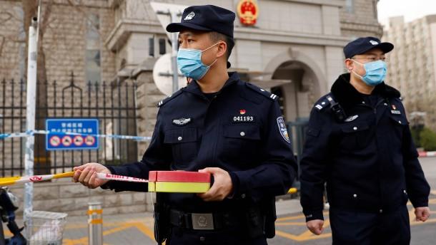 Inhaftierte Kanadier wegen Spionagevorwürfen in Peking vor Gericht