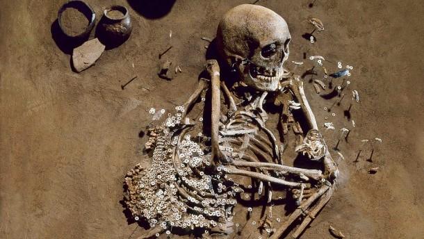 Vorfahren in Europa