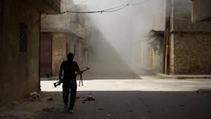 """""""Das Assad-Regime bricht zusammen"""""""