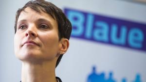 Petry verliert Markenstreit gegen AfD