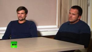 Journalisten enttarnen auch zweiten Verdächtigen als Agenten