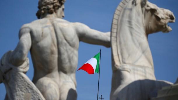 Aufatmen im Italien-Drama