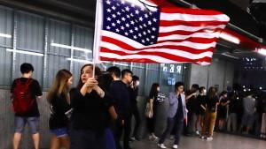 Kongress stellt sich hinter Hongkonger Demonstranten