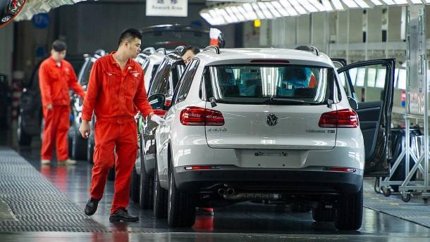 So abhängig sind die Autohersteller von China