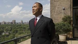 Ein Exil-Chinese nimmt Rache