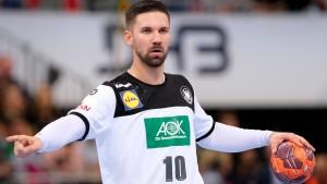 Auch Wiede fehlt bei der Handball-EM