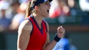 Badosa gewinnt Finale in Indian Wells