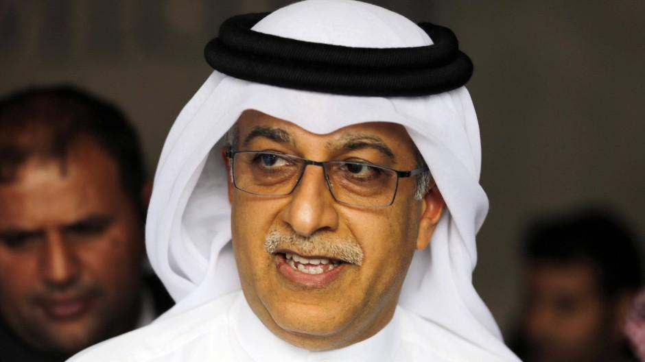 Scheich Salman bin Ebrahim Al Khalifa will Fifa-Präsident werden.