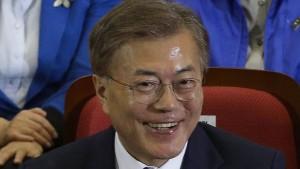 Südkorea steht vor einem Linksruck