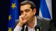 Tsipras ante portas