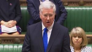 Großbritanniens Parlamentarier wollen Klarheit über Raketentest
