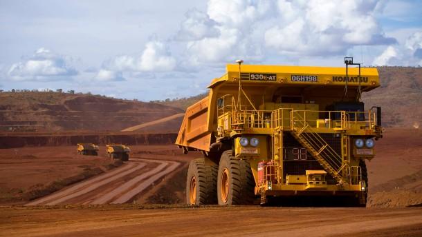 Gerät Australien in wirtschaftliche Turbulenzen?