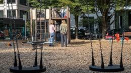 Frankfurter Drogenabhängige suchen sich neue Plätze