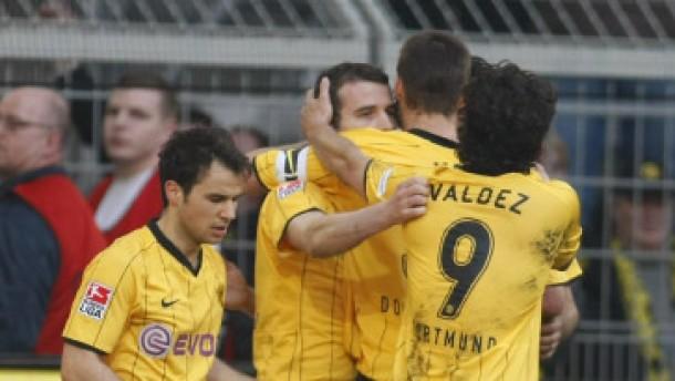 Dortmunds erster Sieg im Jahr 2009