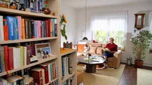 Viele Senioren bleiben in ihren großen Wohnungen