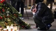 Selbstmordattentäer offenbar für Anschlag verantwortlich