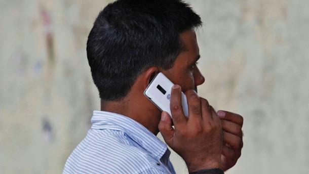 Delhi startet Telefon- und Internet-Spähprogramm