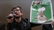Mohammed-Zeichner Luz verlässt Charlie Hebdo