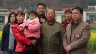 Herr Zhang soll jetzt für Kinder sorgen