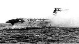 Expedition findet Flugzeugträgerwrack