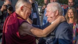Dalai Lama gibt Ländern Afrikas einen Ratschlag
