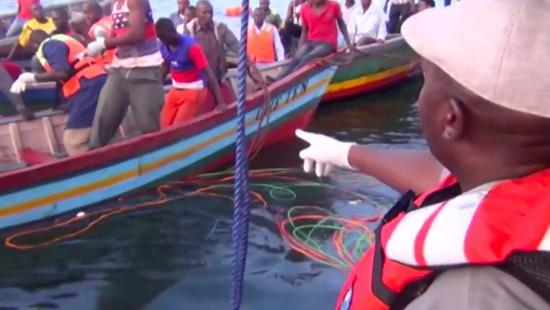 Mehr als 200 Tote nach Fährunglück in Tansania