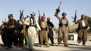 Vereinigte Staaten beliefern Kurden mit Waffen