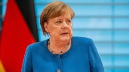 Merkel wendet sich in Fernsehansprache an die Deutschen
