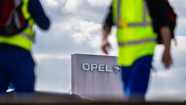 Durchbruch in der Opel-Sanierung