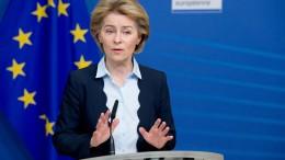 EU-Kommission für Verlängerung des Einreisestopps bis 15. Mai