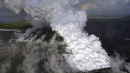 Erstaunliches Naturspektakel im Meer vor Hawaii