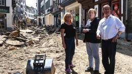 Noch mehr als 150 Vermisste und kaum Hoffnung auf Überlebende